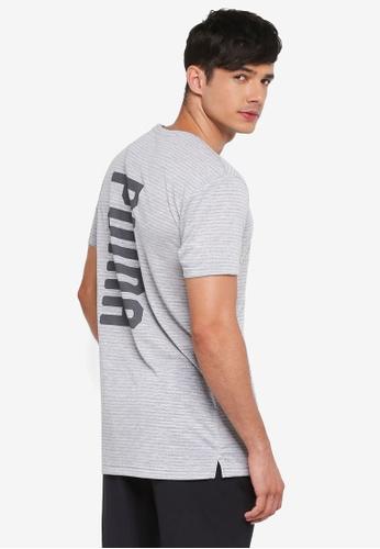 Puma grey Dri Release Graphic Tee PU549AA0SWG7MY_1