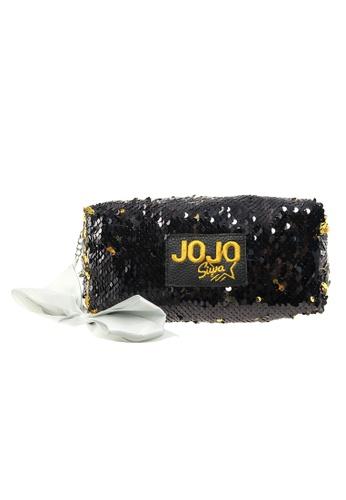 Jojo Siwa black Jojo Siwa Reversibles Sequin Black Pencil Bag BE36CKC8B27FD6GS_1