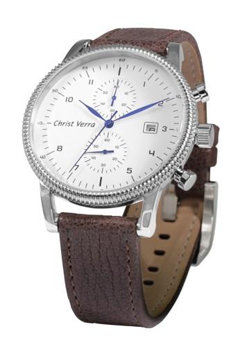 Christ Verra brown Christ Verra Men's Watches CV 75036G-21 SLV CBF67AC252BA9DGS_1