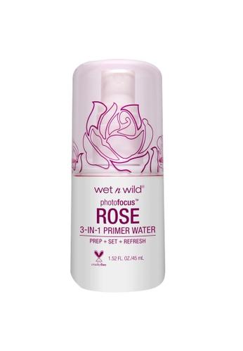 Wet N Wild pink Wet n Wild Photo Focus Primer Water - Rose Addiction C3FF4BE6550157GS_1