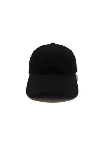 Kings Collection black Black Baseball Cap (KCHT2027) 24124AC667E992GS_1