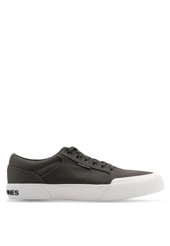 Jack & Jones green Thai Sneakers D7830SH2AAD0BFGS_1