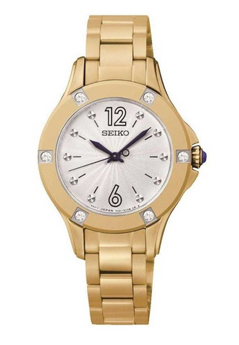 Seiko gold Seiko Gold Stainless Steel Watch 0FF88ACFDEBEF3GS_1