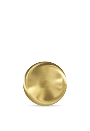 Stylodeco Brass Round Tray, D10cm 22F63HL8A7D534GS_1