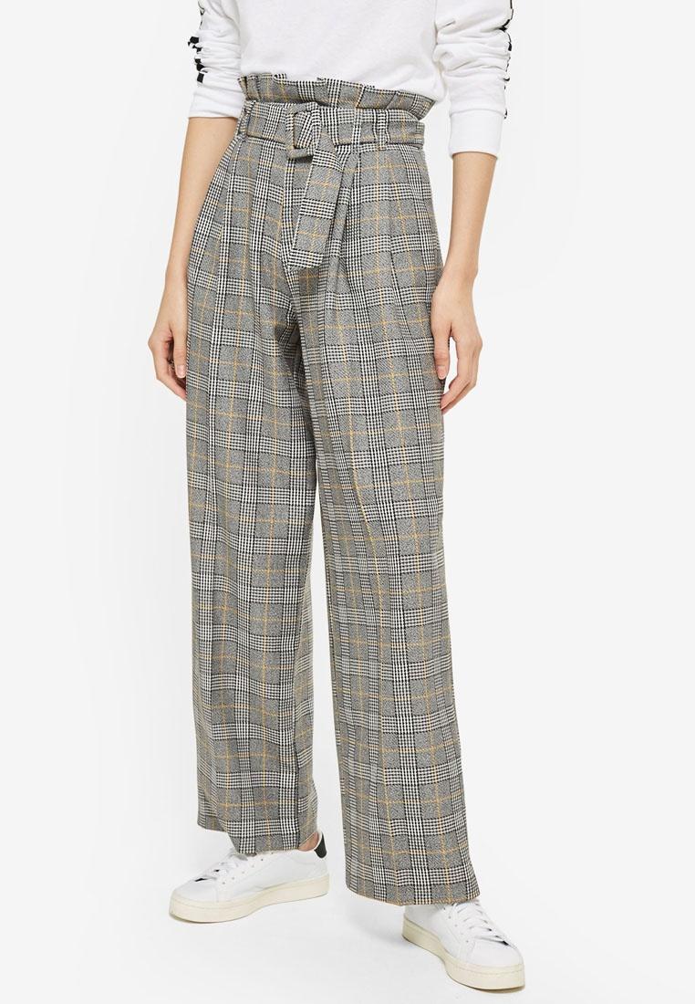 Multi Check Trousers TOPSHOP Leg Wide BqW1I