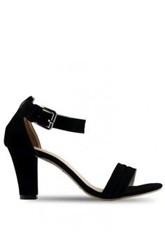 CLAYMORE black Claymore sepatu high heels B 712B Hitam CL635SH53REWID 1 1df0ddd974