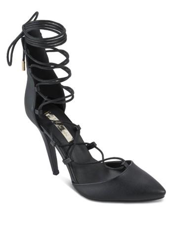 羅馬高esprit服飾跟涼鞋, 女鞋, 鞋