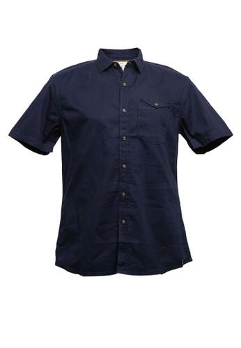 X8 navy Bradley Shirts 09B6AAA8757E86GS_1