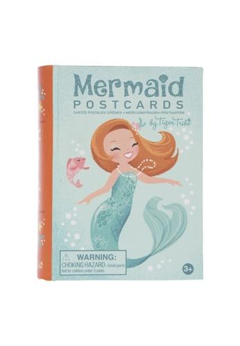 Tiger Tribe Mermaid Postcards EA5D8THA1F60ABGS_1
