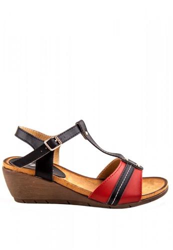 Otto multi Slingback Sandals OT407SH0JSD0PH_1