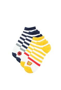 Premium Korean Design Socks (2in1)