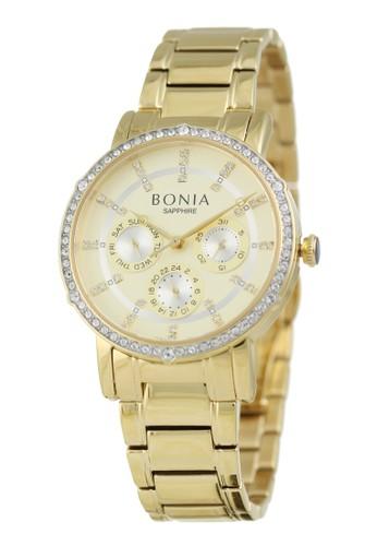 Bonia gold Bonia -BP10418-2227S - Jam Tangan Wanita - Gold 9EB34AC220D4EBGS_1