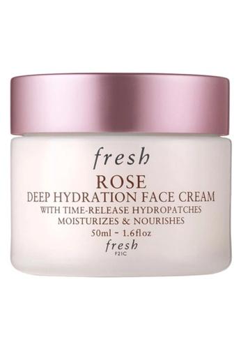FRESH Fresh Rose Deep Hydration Face Cream 09105BE32E129BGS_1