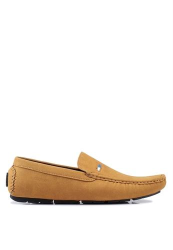 Rocklander brown Rocklander Smart Casual Loafers 7A0C4SH4228823GS_1