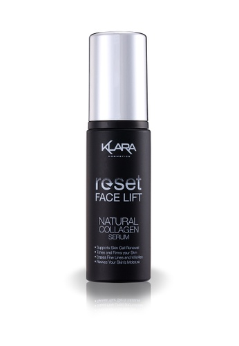 KLARA COSMETICS Reset Face Lift - Natural Collagen Serum 49E94BEB06EACFGS_1