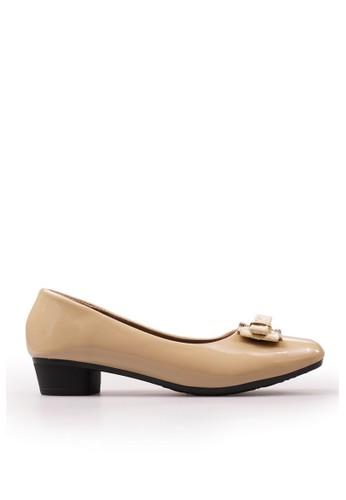Inside Heels Athena Cream