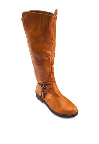 Penny 高筒靴,zalora鞋子評價 女鞋, 鞋