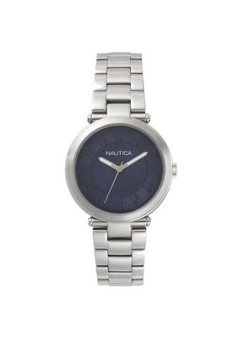 Nautica Watch silver Jam Tangan Wanita Nautica NAPFLS004 A06BEAC1EEF24FGS_1