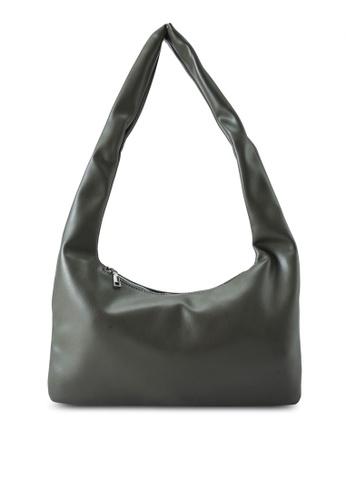 Red's Revenge green Mila Flat Shoulder Bag FFEC8ACD01ACBEGS_1