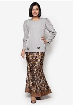 Suria Abadi Batik Baju Kurung