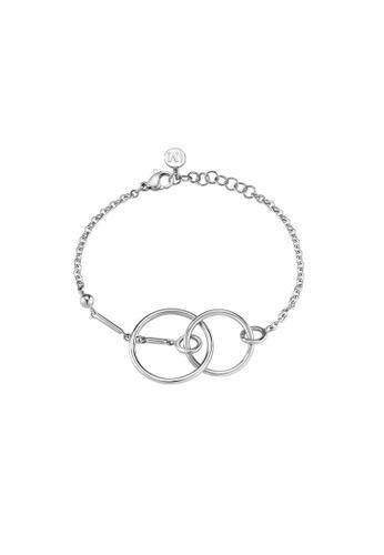 Morellato silver Cerchi Bracelet SAKM17 Steel Stone 3A87AAC93A7785GS_1