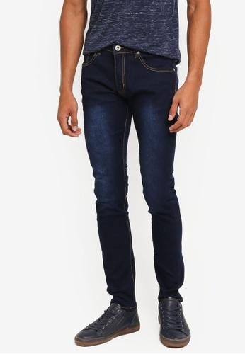 Fidelio blue 3060 Skinny Strechable Jeans 293BEAA039CBE9GS_1