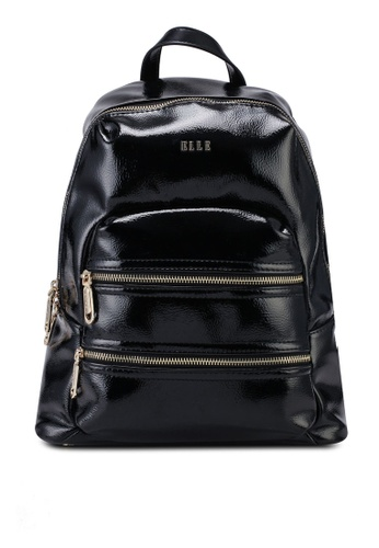 ELLE black Meghann Backpack E1DC5ACB62A08AGS_1