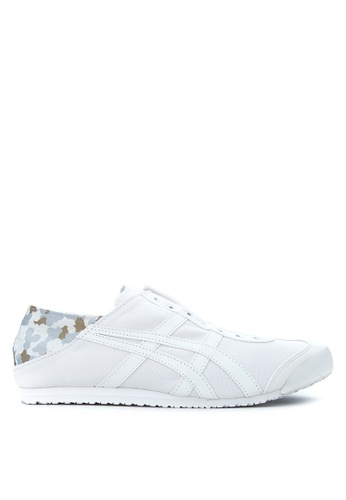 Onitsuka Tiger white Mexico 66 Paraty Sneakers ON625SH16FHZPH_1