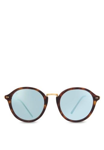 Maui 玳瑁反光太陽眼鏡, 飾品配件京站 esprit, 飾品配件