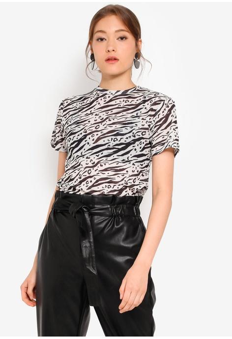 d678392e3c5 Shop TOPSHOP T-Shirts for Women Online on ZALORA Philippines