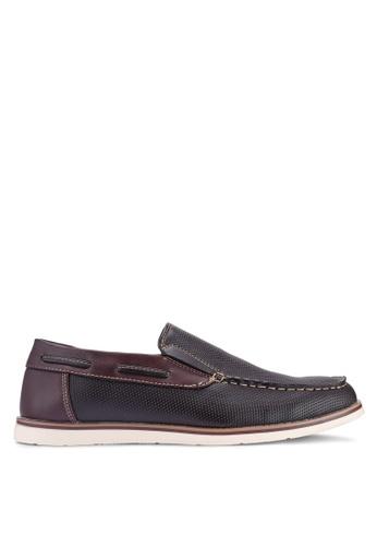 Bata brown Slip On Loafers 2CC2ESHB3AF86EGS_1