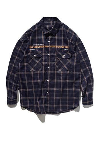 Twenty Eight Shoes Vintage Plaid Shirt 92114W CE753AAF7C390CGS_1