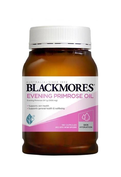 BLACKMORES Blackmores - 月見草油膠囊 1000mg (190粒)
