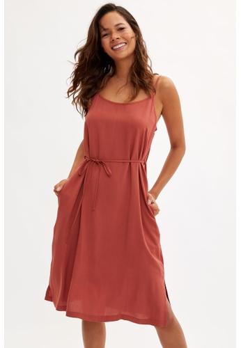 DeFacto pink Woman Homewear Woven Dress 816B7AA939CC15GS_1