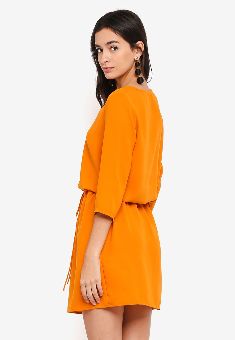 Chloe Malu Chloe ONLY Malu Marmalade Dress FZErqZ