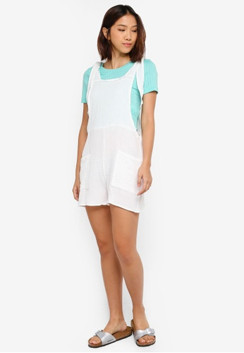 954ed3a944c Buy Cotton On Woven Jessica Playsuit Online on ZALORA Singapore