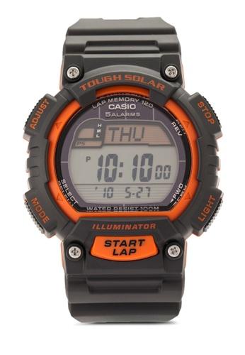 a02e7c118a7e Casio multi Casio Tough Solar Men s Sports Watch CA843AC38VINMY 1