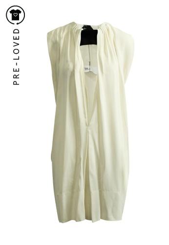 Toga Archive white Pre-Loved toga archive Central Neckline Dress 77071AA1E6FC20GS_1