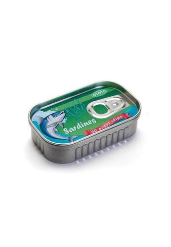 OTOTO Sardines - Paper Clip Tin BC49DHL42B1AB0GS_1