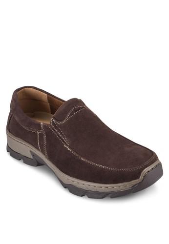 方頭休閒懶人esprit hong kong鞋, 鞋, 鞋