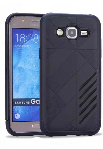buy online 87f31 5a1a6 Ultra Thin Shockproof Protective Hybrid TPU Cover Case for Samsung Galaxy  J2 Prime