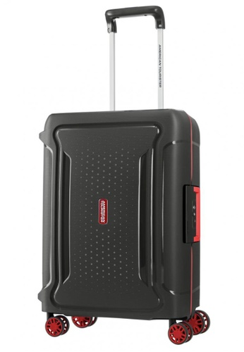 American Tourister grey American Tourister Tribus Spinner 55/20 1A94BAC13635ABGS_1
