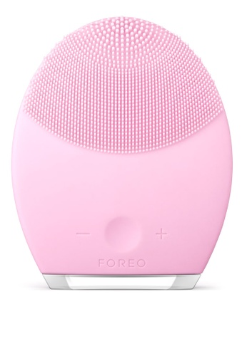 FOREO pink Luna 2 For Normal Skin FO759BE0SZVSMY_1
