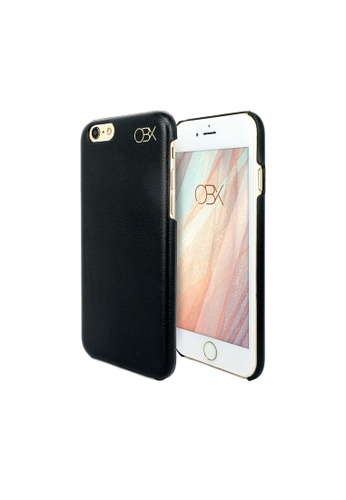 OBX black OBX Faux Leather Case for iphone 6/6s 6EF13ACB1E6FADGS_1