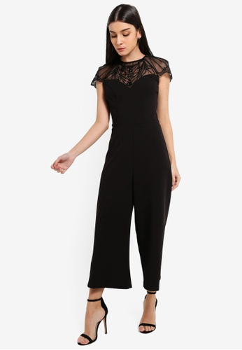 6c0454b9f86 Buy Lipsy Black Emb Yolk Jumpsuit Online on ZALORA Singapore