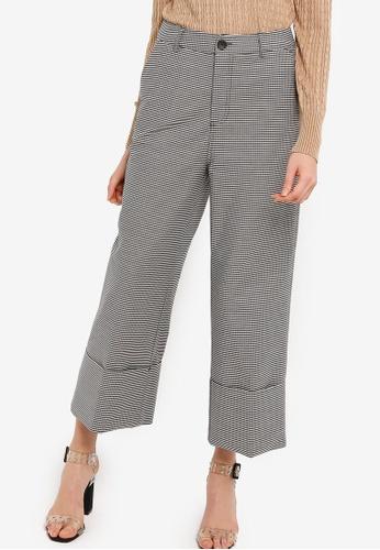 Scotch & Soda grey Tailored Wide Leg Pants 69F54AA689D615GS_1