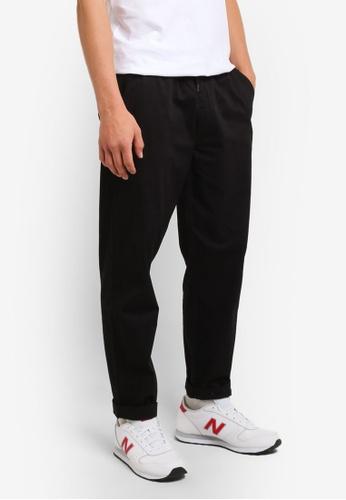 Factorie black Ollie Pants FA880AA0RPLUMY_1