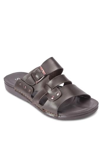 扣環三帶涼鞋, 鞋, 涼鞋及拖esprit bag鞋