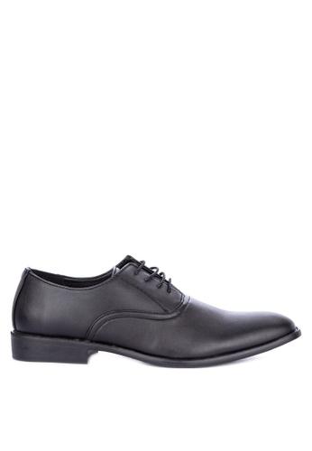 Italianos black Mateo Business and Dress Shoes 7B68FSHF4951B1GS_1