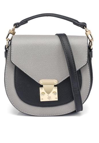 Swiss Polo grey Casual Sling Bag 46F6BACA79AB06GS_1